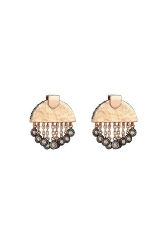 KISMET Le Soleil Short Tassels Small Earring