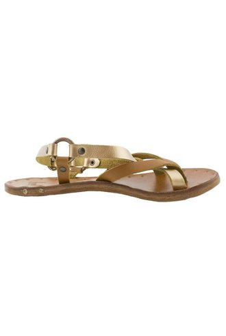 Beek Sparrow Sandals Rose Gold