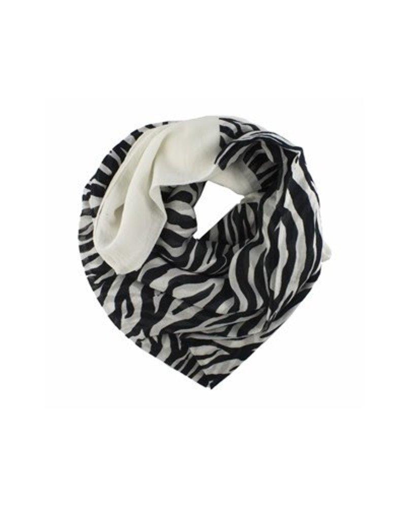 Destin Cobo Zebra Scarf