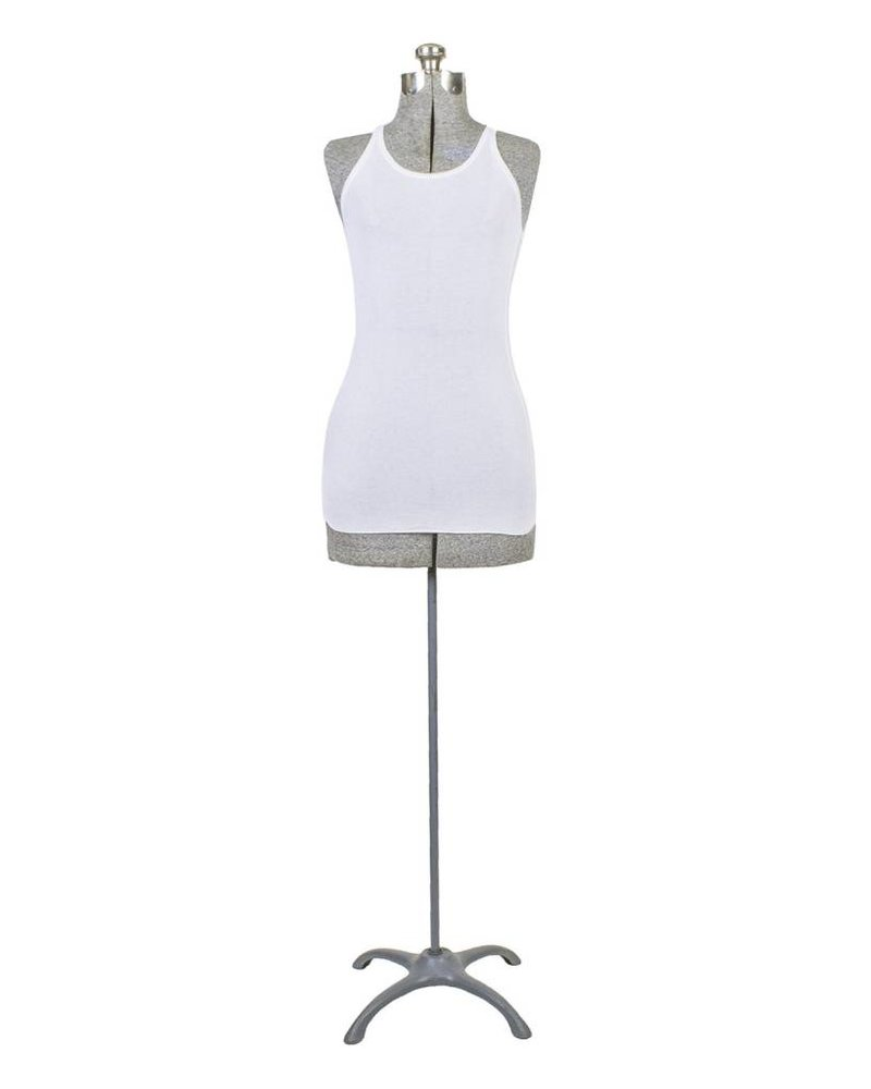 Inhabit Cotton Essential Tank White