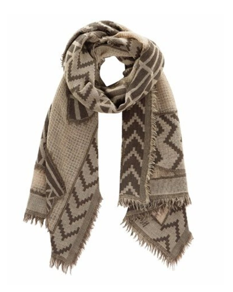 Inouitoosh Birkin Scarf  Natural