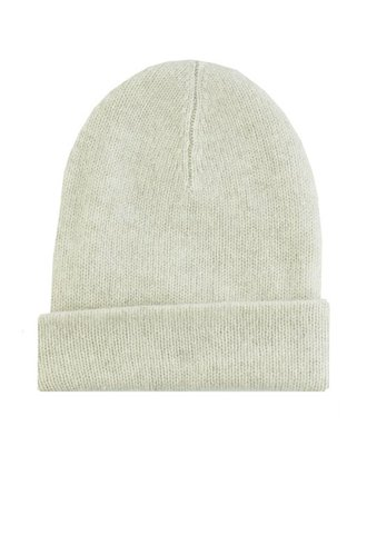 New Scotland Solid Beanie Beige