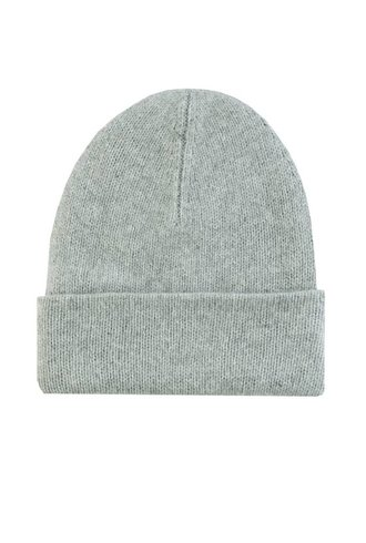 New Scotland Solid Beanie Light Grey