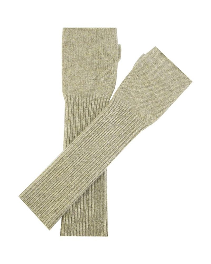 New Scotland Long Handwarmers Taupe