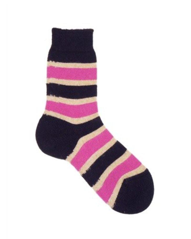 Bella Socks Chocolate