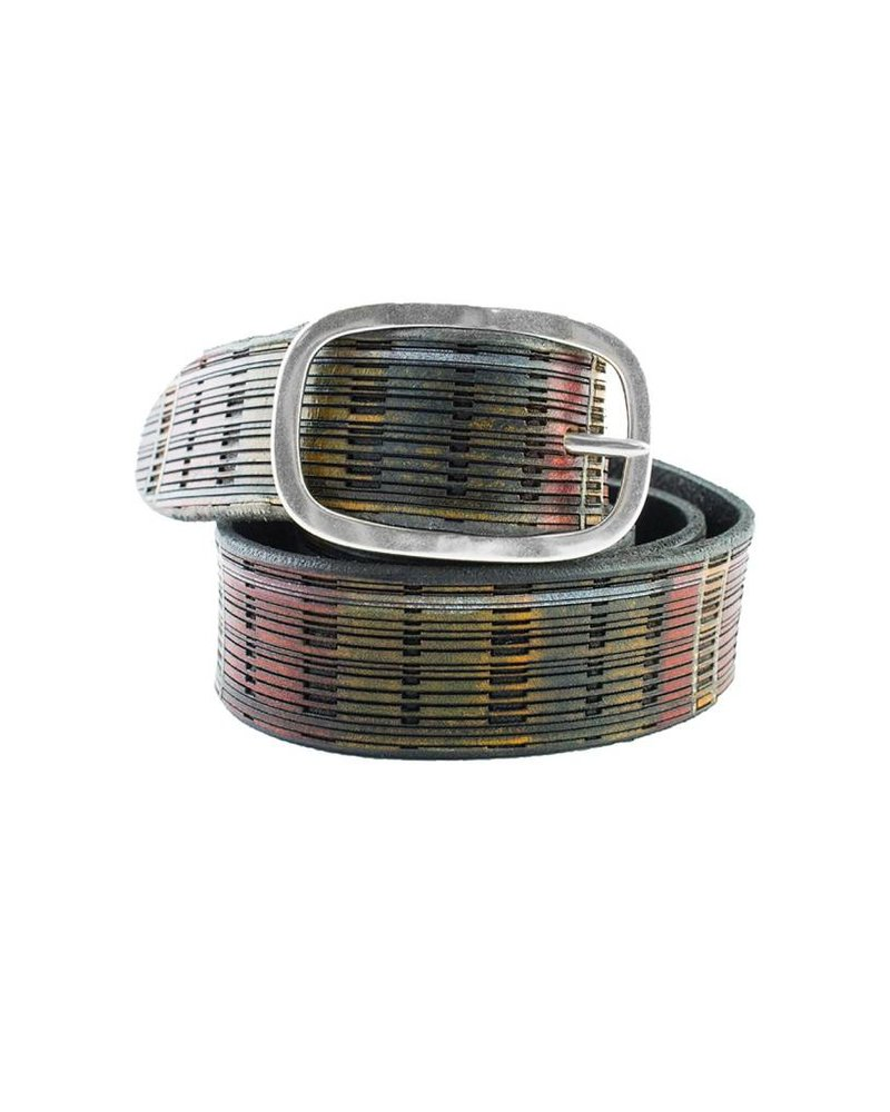Orciani Check Belt Unique