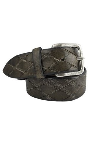 Orciani New Wax Belt Anthracite