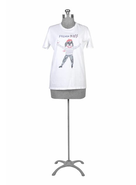 Unfortunate Portrait French Kiss Short Sleeve Tee