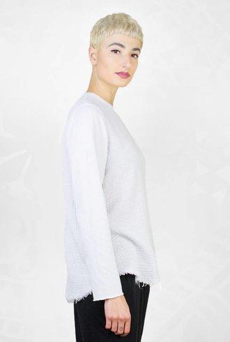 Raquel Allegra Sweatshirt Dirty White