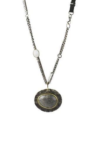 Beth Orduna Design Coral Fossil Necklace
