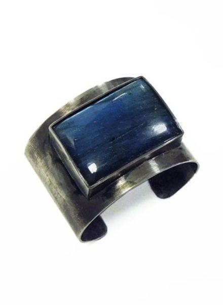 Beth Orduna Design Labradorite Cuff Bracelet