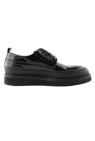 Patent Leather Creeper Nero