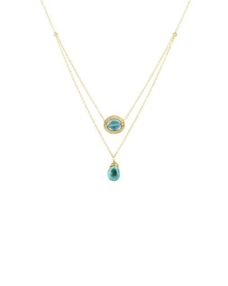 a blue birthstone topaz card on silver simply necklace zoom necklaces sterling light march gift jewellery