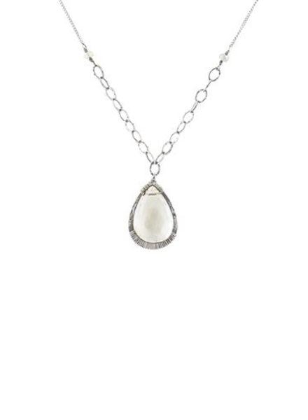 Dana Kellin Fashion Dirty Quartz Necklace