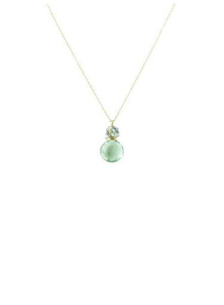 Dana Kellin Fashion Bluestar Mix Necklace
