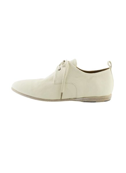 P. Monjo Leather Lace Up Oxford Palla