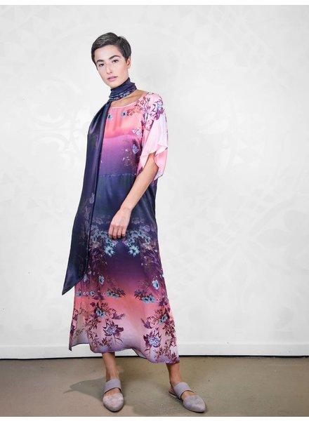 Warm Angeles Dress Ombre Petal