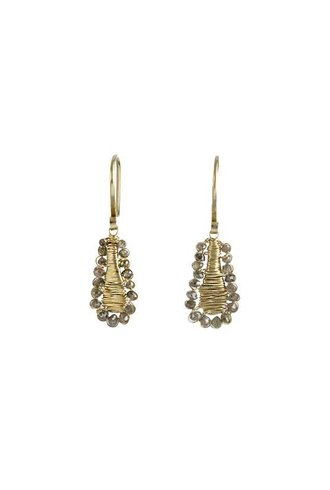 Dana Kellin Fine 14k Brown Diamond Earrings