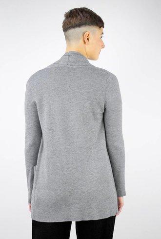 Kokun Cardigan Medium Grey