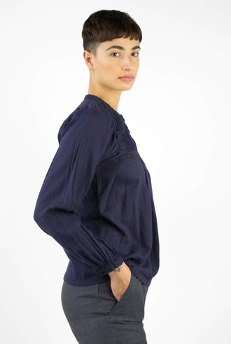 Local Patricia Shirt Navy