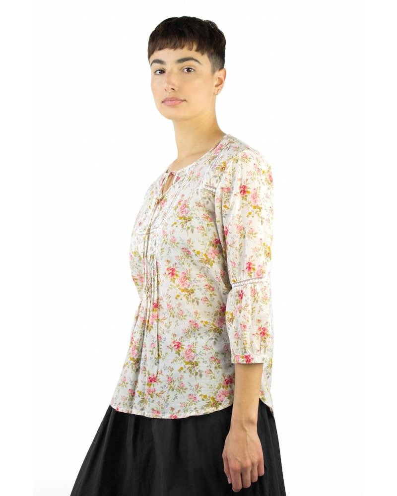 Local Asia Multifloral Shirt