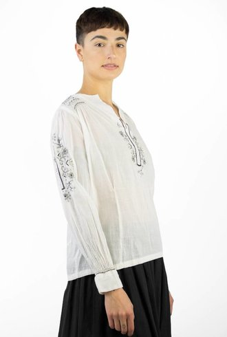 Local Cami Voile Top
