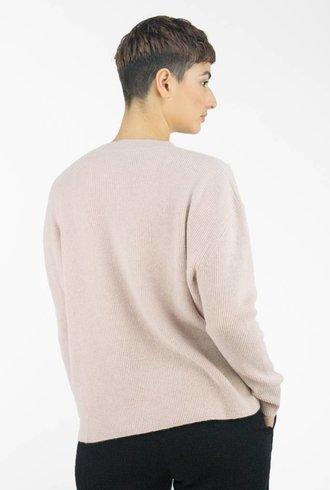 360 Sweater Cynthia Pullover Rose Quartz