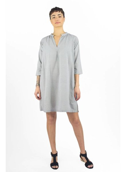 Bsbee Monroe Dress Light Grey