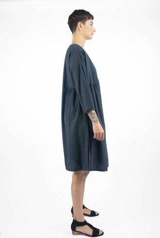 Bsbee Simi Dress Atlantic Stripe Black