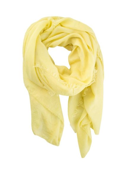 Destin Ginny Quadra Scarf Lemon