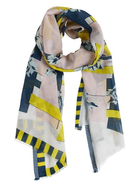 Inouitoosh Fleurus Scarf Yellow