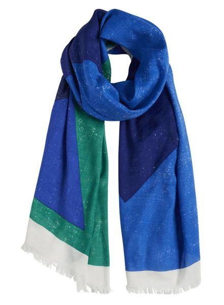 Inouitoosh Izzy Scarf Blue Emerald