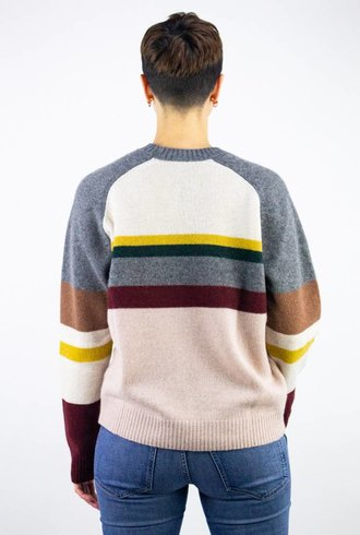 360 Sweater Emelina Pullover Multi