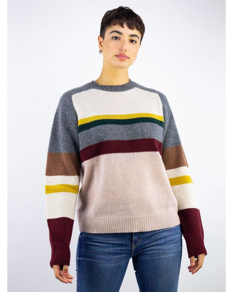 360 Sweater Emelina Pullover Multi