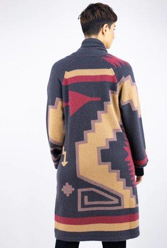 360 Sweater Tatum Coat Arrowhead Multi