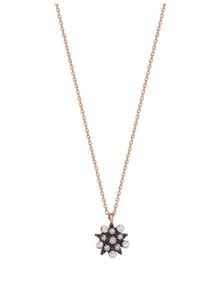 KISMET Beyond Eclectic Necklace Rose Gold