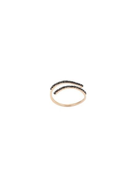 KISMET Lumiere Ring Rose Gold