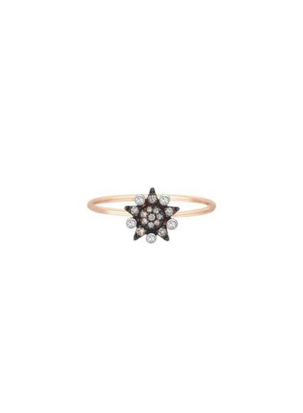 KISMET Beyond Star Ring Rose Gold