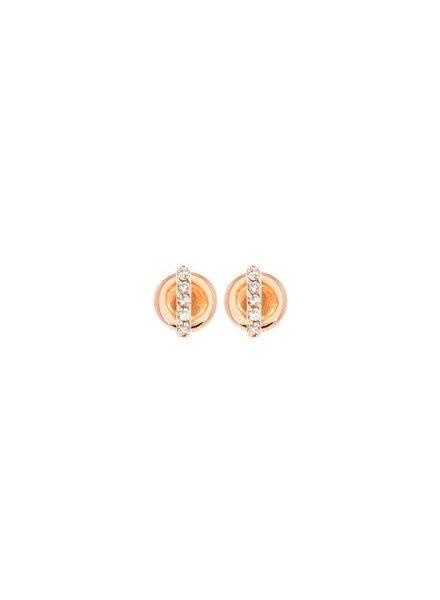 KISMET Lumiere Earrings Gold