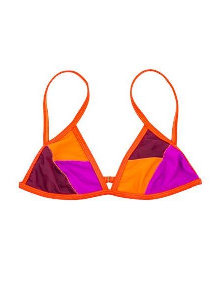 Xirena Lily Seaside Xwim Top Sunburn