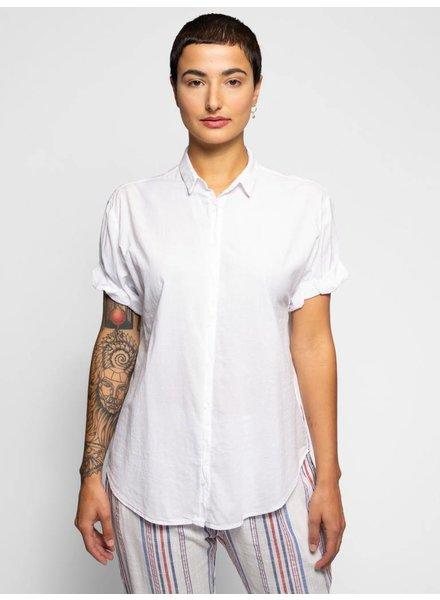 Xirena Channing Poplin Shirt White