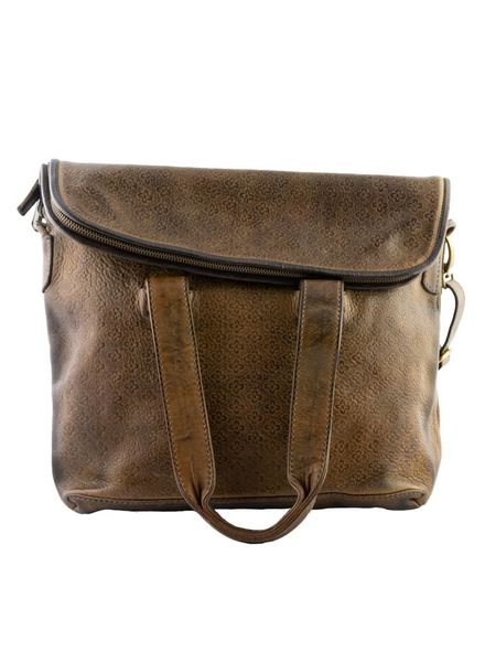 Majo Leather Man's Bag Durmast