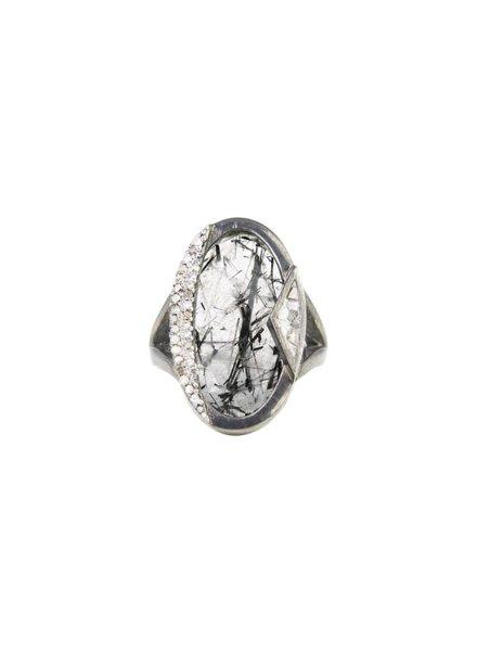 Shana Gulati Kamet Ring Silver