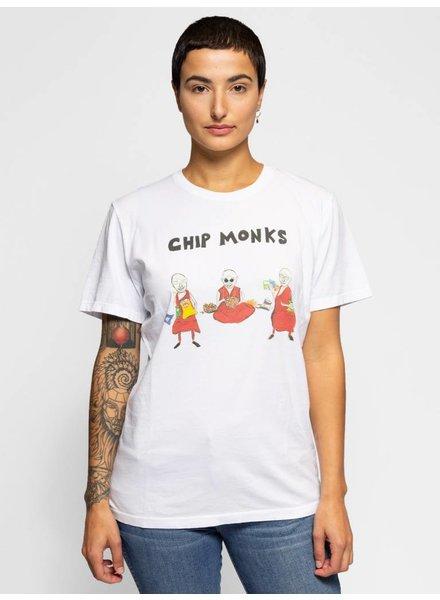 Unfortunate Portrait Chip Monks Short Sleeve Tee