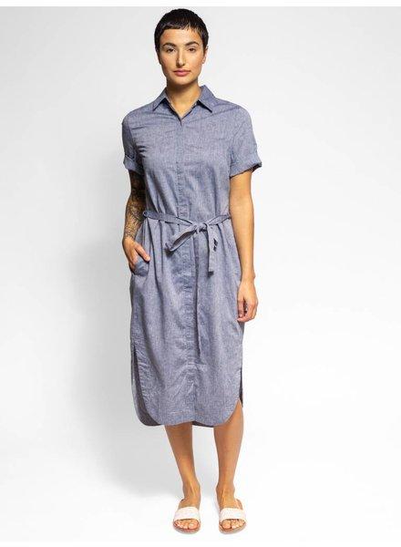 Trovata Florence Dress Chambray