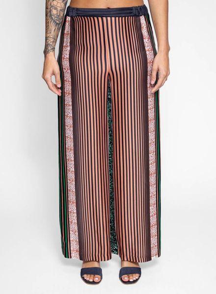 Warm Lena Pant Multi Stripe