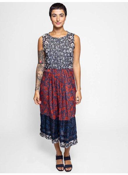 Warm Nica Dress Multi
