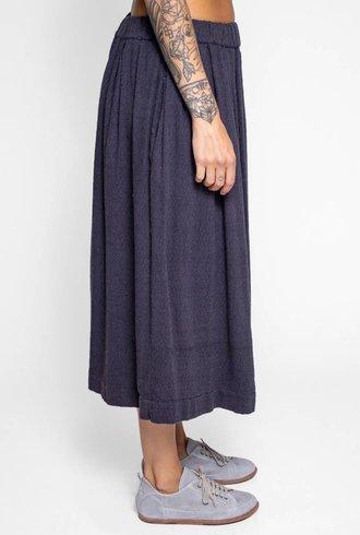 Bsbee Gemma Diamond Woven Skirt Black
