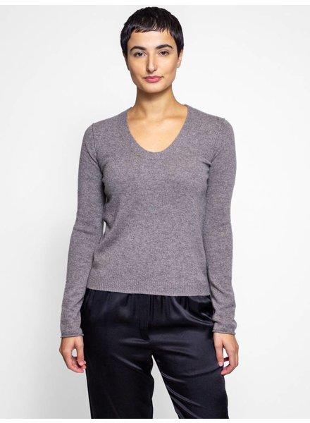Inhabit Must Have U Neck Sweater Antler