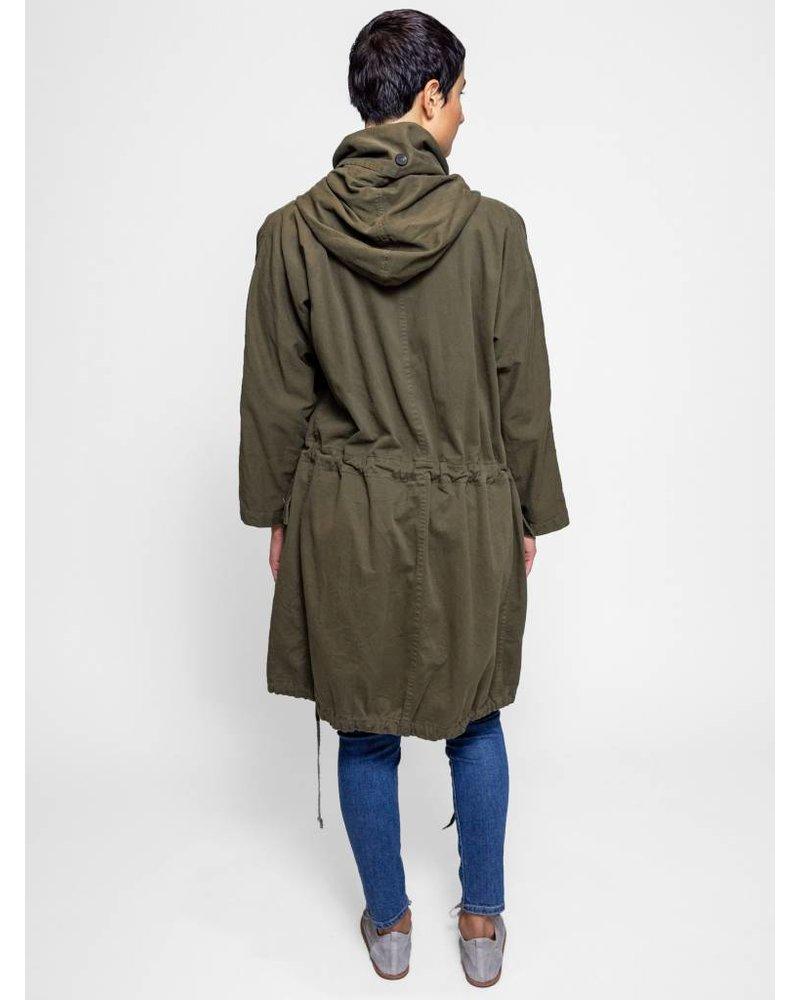 NSF Callie Coat Olive